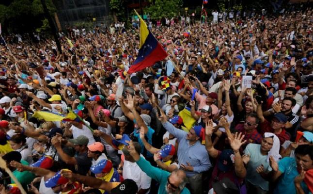 Попытка госпереворота в Венесуэле. Главное