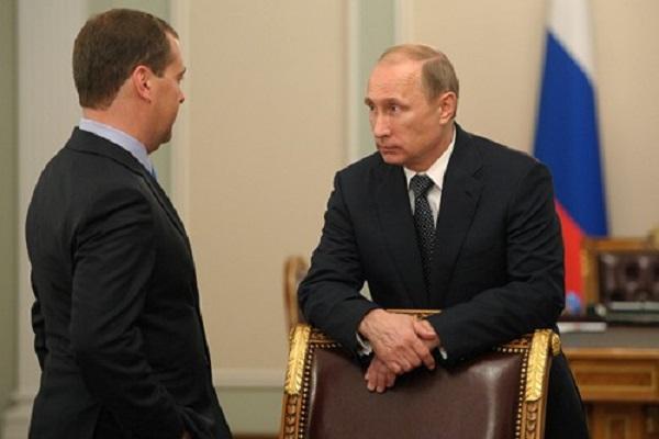 """Путин приказал правительству разобраться с """"госпожой Смерть"""""""