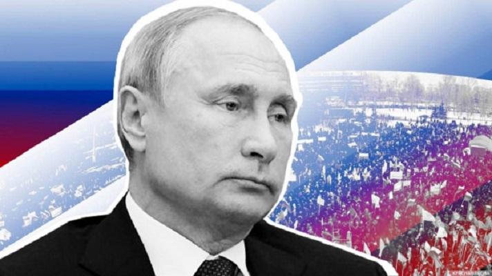 Ниже есть куда. Рейтинги Путина и «Единой России» продолжают падать