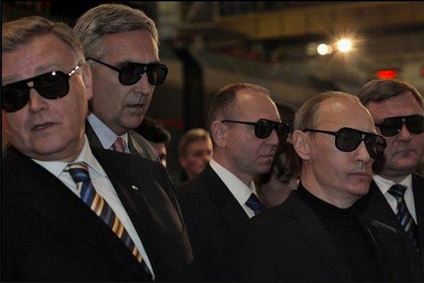 О тайных планах бегства Путина и его друзей в пиковом случае