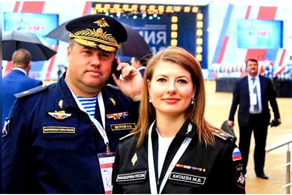Генеральши Атамана Шойгу. Обзор Женщин В Золотых Погонах