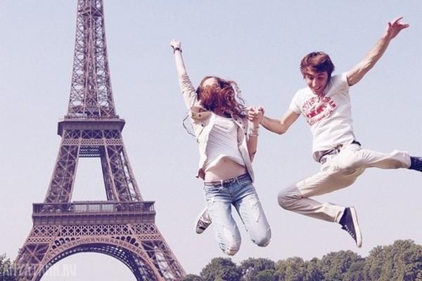 Мальчик хочет в Париж – туда, где дети всей российской элиты