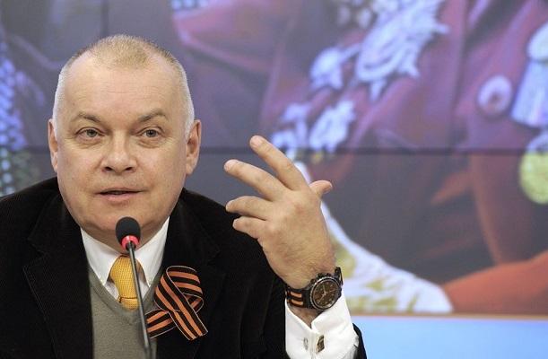 Киселев, плюнувший в СССР, как худший тип кремлевского холуя