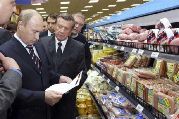 Почему Путин поддержал уничтожение продуктов?