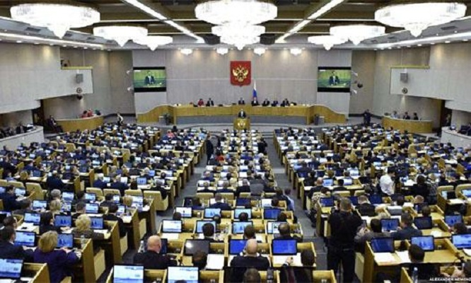 Госдума завалила экономику РФ законами
