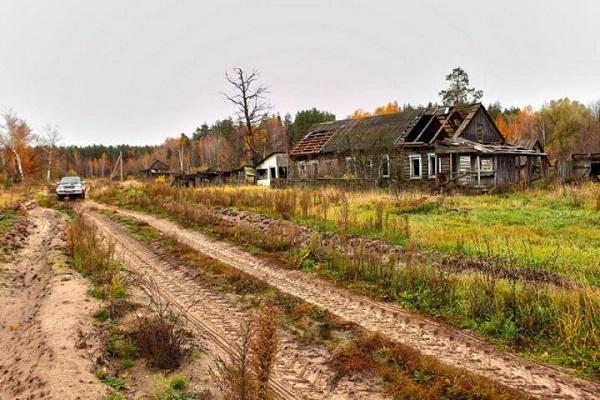 Что убило Российскую деревню?