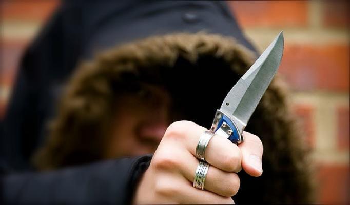 Особенности самообороны от ножа