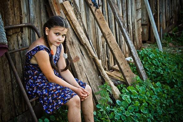 Экономический Освенцим РФ, в который угодила сельская девчонка