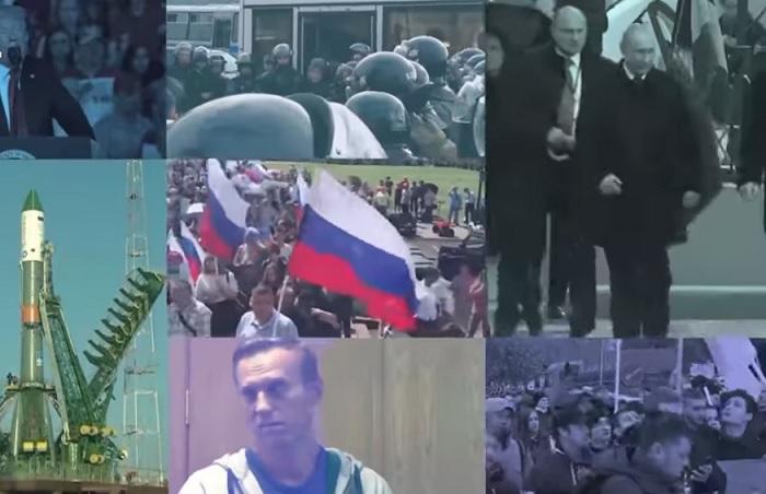 Чем Путин потчует в послании?