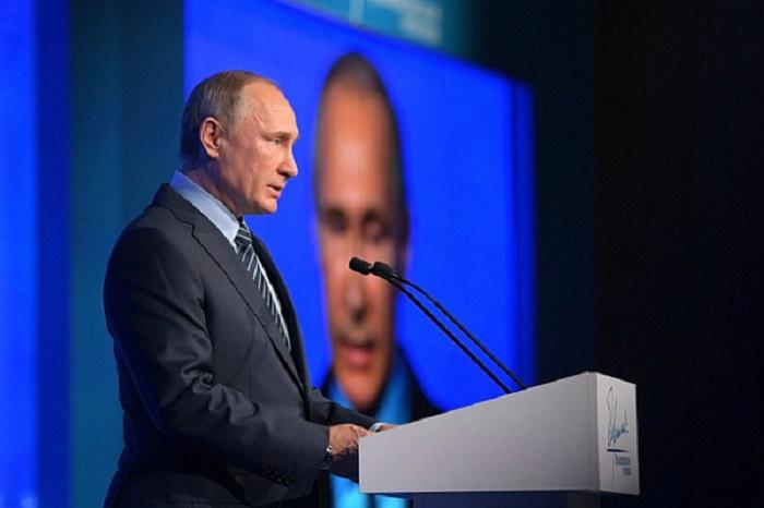 Что послал нам Путин Четвертый