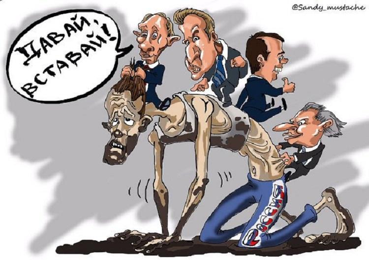 Власть и экономика России. Душить нельзя? Помилуйте!..