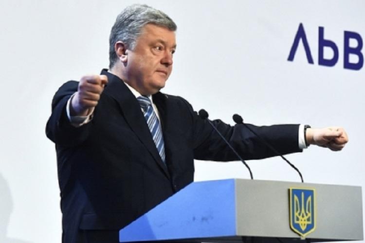 Порошенко рассказал о похороненных планах Кремля