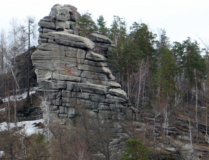 Следы древних цивилизаций на Урале