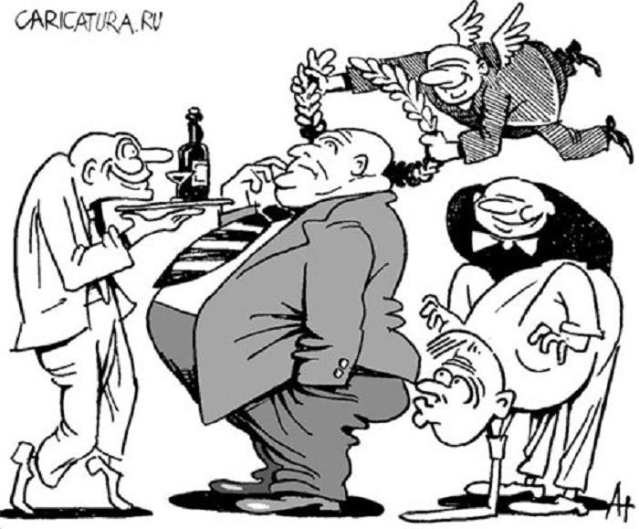 Аристократы наши тяжкие – непосрамимые и невыбираемые