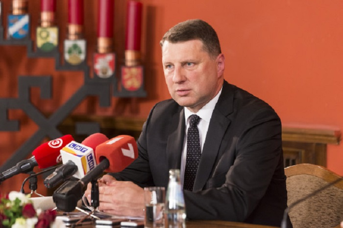 Президент Латвии призвал Европу к единству для сдерживания России