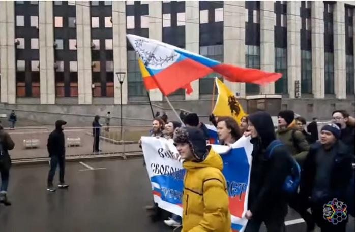 Митинг против изоляции рунета. Москва. 10 марта 2019. Трансляция