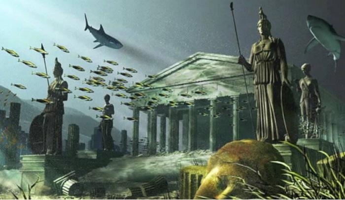 Непознанное об Атлантиде и Петербурге, история и исследования