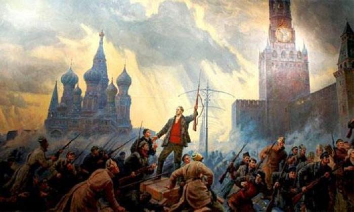 Люди перестали бояться революции