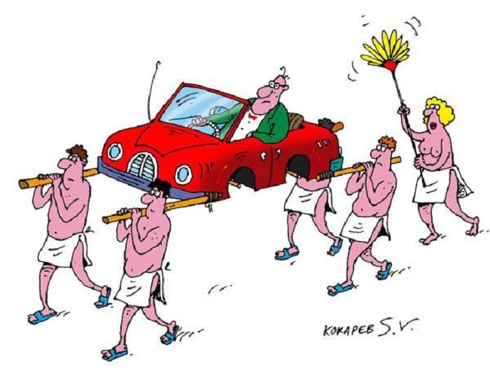 Депутат, ставший горой за дорогие авто для власти, сказал о ней всю правду