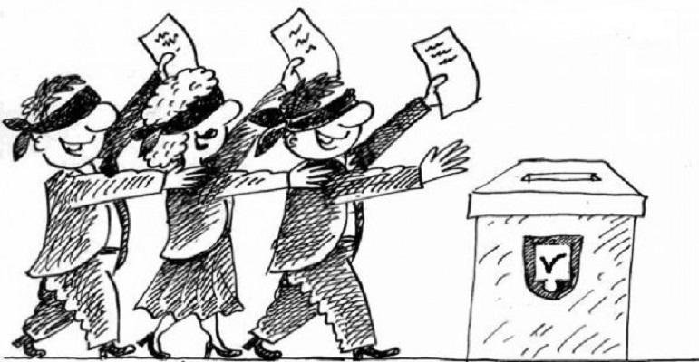 Токсичная власть и иллюзорная демократия
