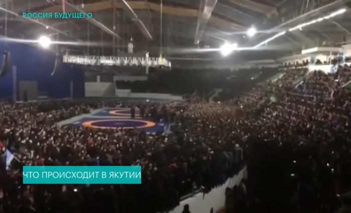 В Якутии начались массовые акции и притеснения приезжих