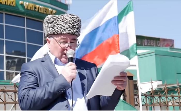 Ингушетия как лицо российского протеста
