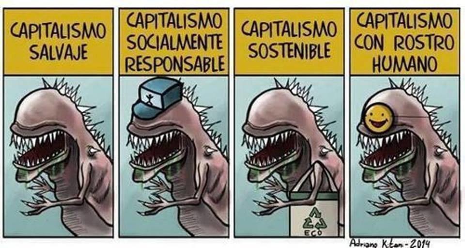 Что такое дикий капитализм?