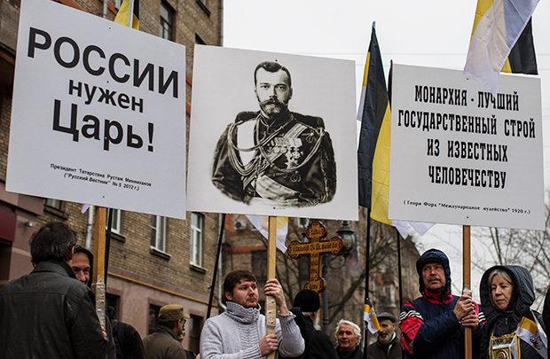Новая русская триада: самодержавие, православие – а где народность?
