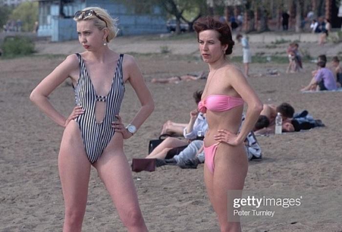 Я не собираюсь обращаться в суд— омичка, чье фото в купальнике продает американский фотограф