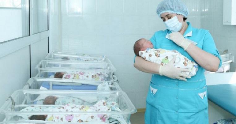 Рождаемость в России снизилась на 5,4% в 2018 году
