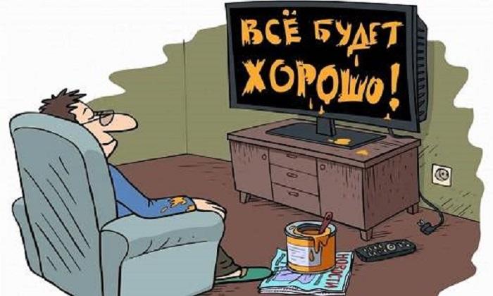 Забытая Россия: как наше ТВ вычеркнуло ее проблемы из своей повестки
