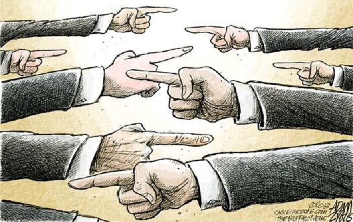 Разоблачение ложной политической концепции - Начни с себя!