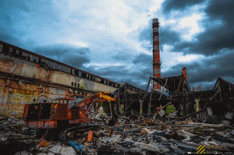 В рамках деиндустриализации России закрыт очередной завод…