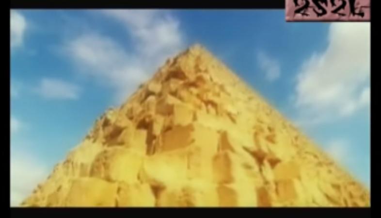Новые факты о пирамидах