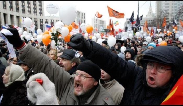 Угроза социальной революции - не буди лихо пока оно тихо