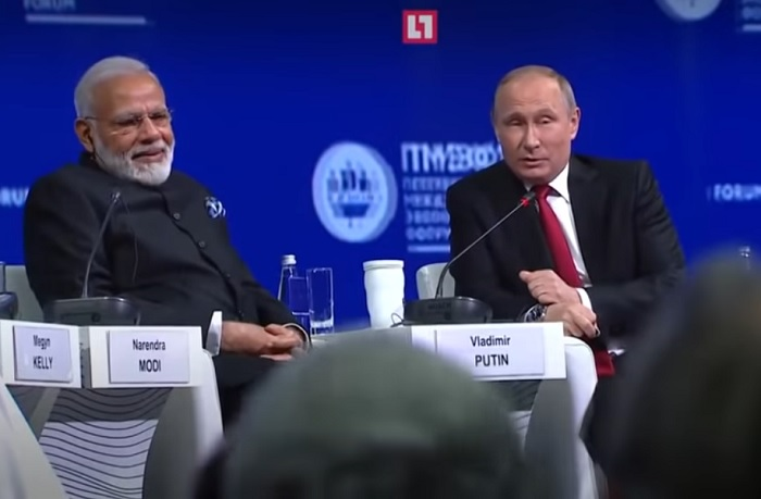 Путин шутит лучше чем в КВНе