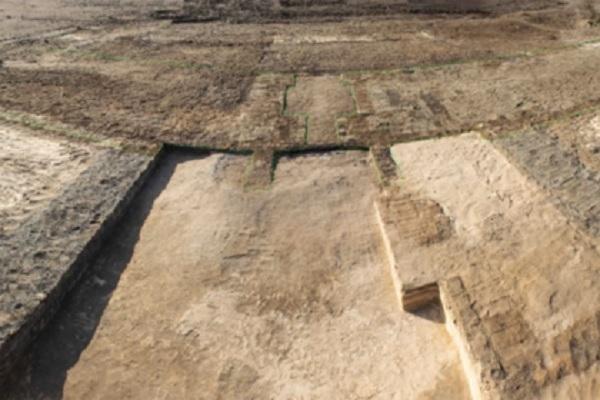 В Египте нашли гигантскую древнюю крепость