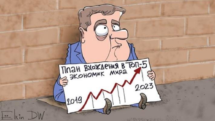 Экономика России как анекдот