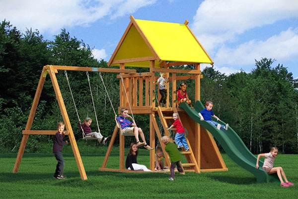 cedar-summit-это детская игровая площадка