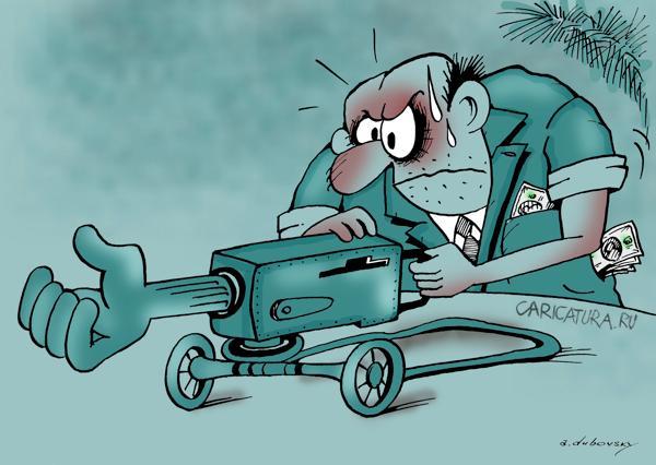 Как борьба с коррупцией влечет кризис в системе госуправления