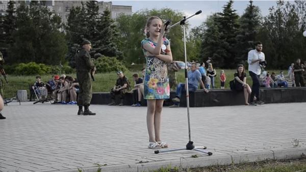 Митинг-реквием в Алчевске
