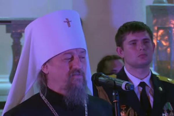 Митрополит сказал что, в 1941-м нас убивал не Гитлер, а наше безбожие!
