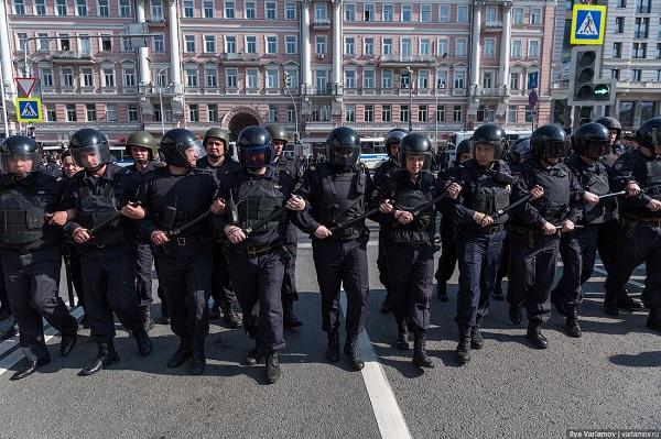 6 признаков того, что Россия находится в оккупации
