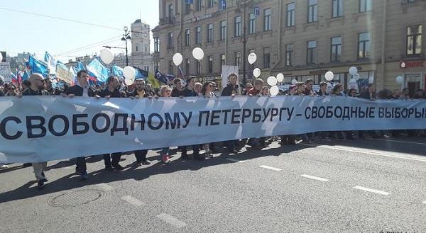 Выборы губернатора Петербурга обнажили все пороки нашей выборной системы
