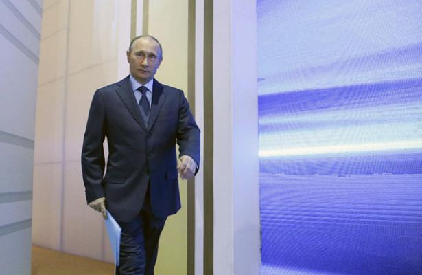 Путин уверен, что народ его любит