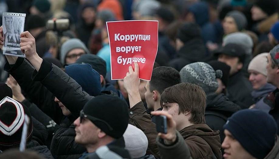 Митинги против власти собирают всё больше людей? Терпение кончается?