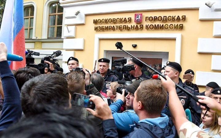 За выборами в МГД – не Москва, а Кремль. И власть тут отступить не может