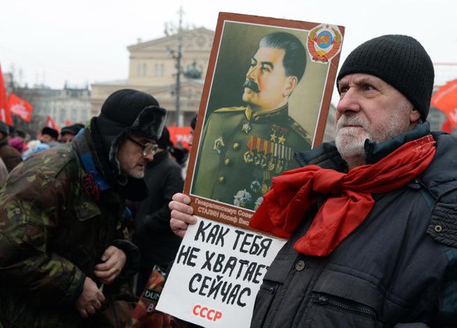 Сталин как наваждение: без дискуссий о нем сегодня никуда