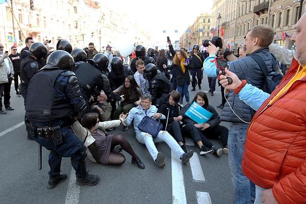 «Пиррово поражение» оппозиции в Москве