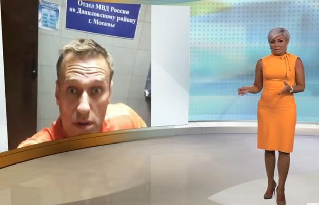 Почему задержан Навальный, извинится ли Тбилиси за мат и что сказал Мюллер. DW Новости